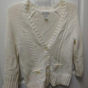 Like new awesome cardigan sweater.